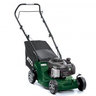 Atco Quattro 15 rotary mower