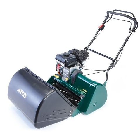 "ATCO Clipper 20. 20"" Petrol Cylinder Mower"