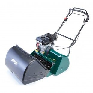 "Atco Clipper 20 Club. 20"" cylinder mower"
