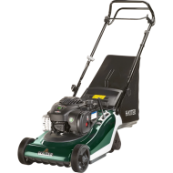 The Hayter Spirit 41 4-wheel lawnmower